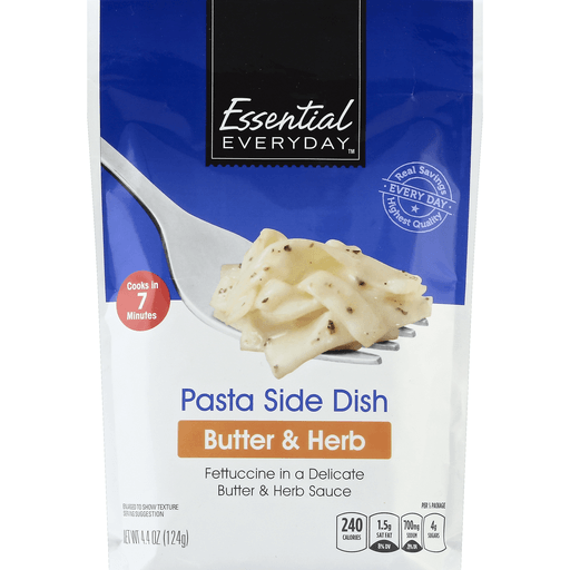 Essential Everyday Pasta Side Dish, Butter Herb