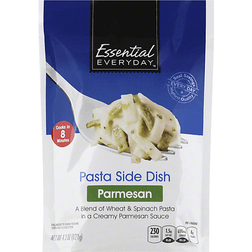 Essential Everyday Pasta Side Dish, Parmesan