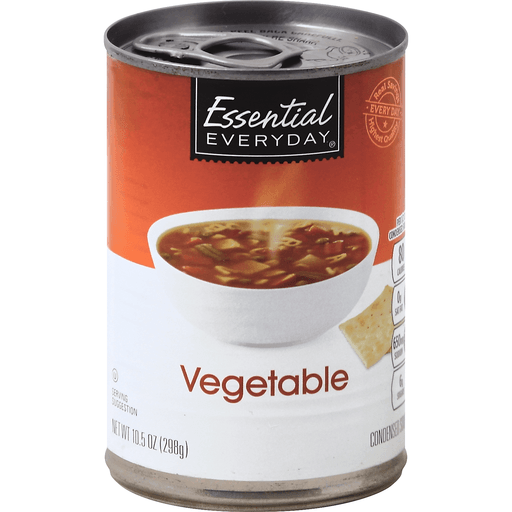 Essential Everyday Soup, Condensed, Vegetable