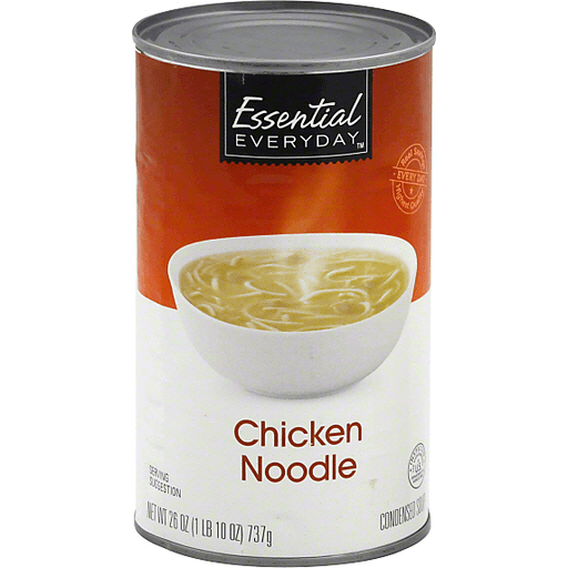 Essential Everyday Soup, Condensed, Chicken Noodle