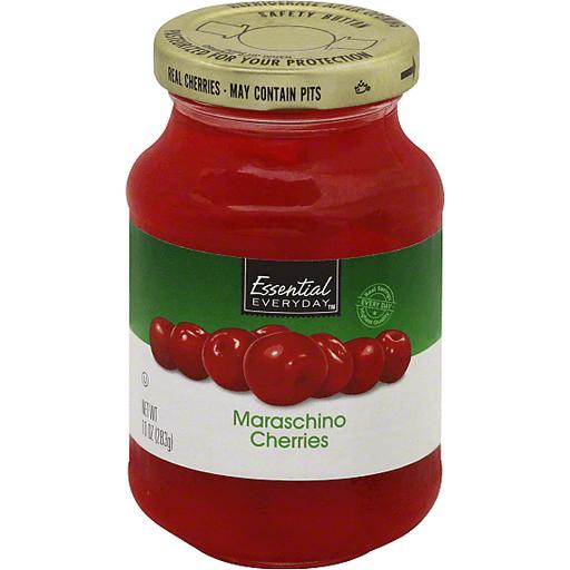 Essential Everyday Cherries, Maraschino