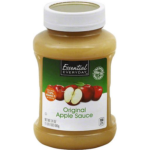 Essential Everyday Apple Sauce, Original