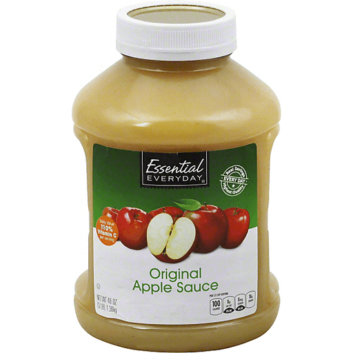 Essential Everyday Apple Sauce, Original