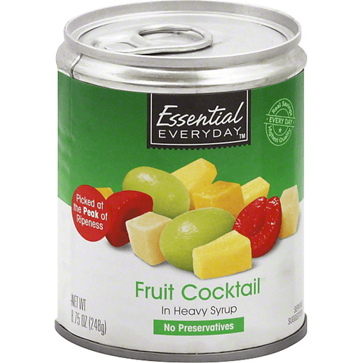 Essential Everyday Fruit Cocktail