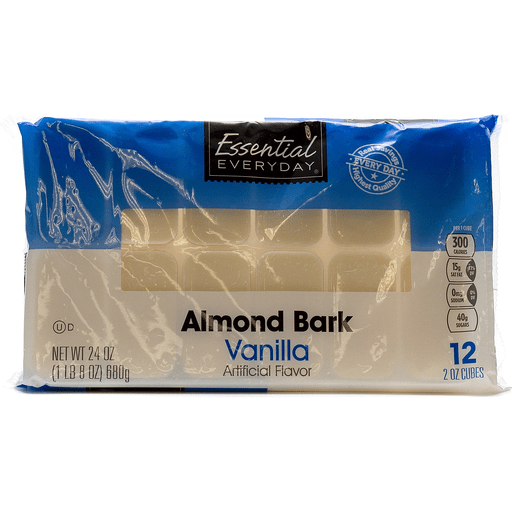 Essential Everyday Almond Bark, Vanilla