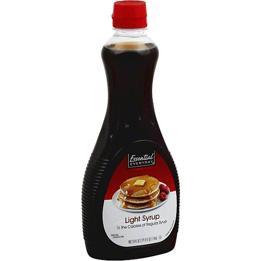Essential Everyday Syrup, Light