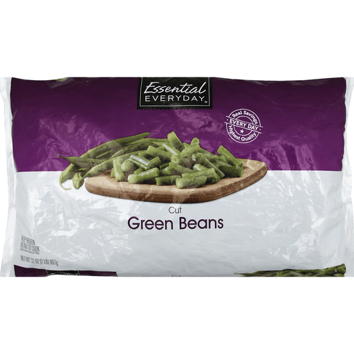 Essential Everyday Green Beans, Cut