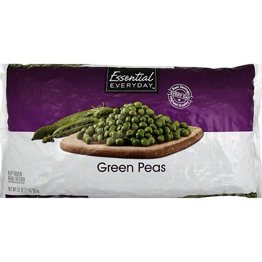 Essential Everyday Green Peas