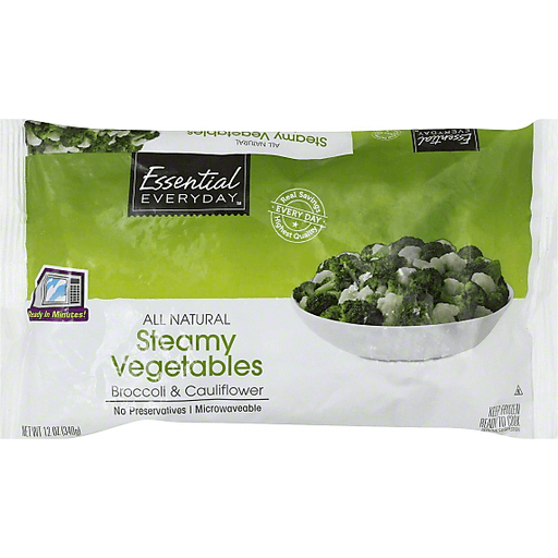 Essential Everyday Steamy Vegetables
