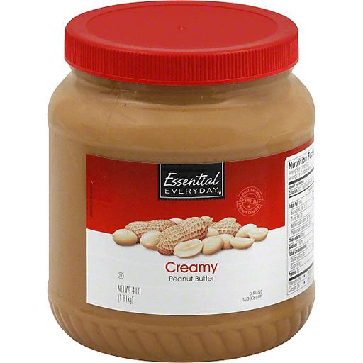 Essential Everyday Peanut Butter, Creamy