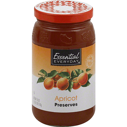 Essential Everyday Preserves, Apricot