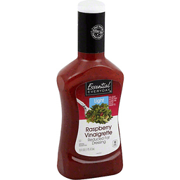 Essential Everyday Dressing, Reduced Fat, Light, Raspberry Vinaigrette