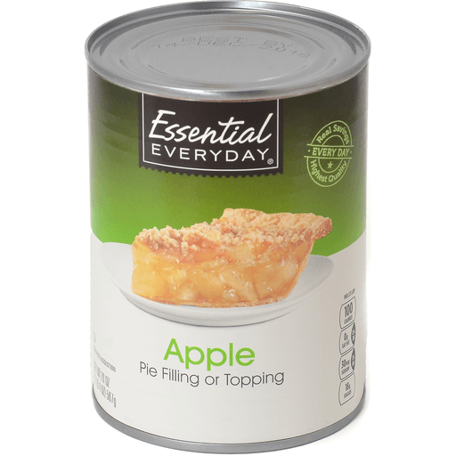 Essential Everyday Pie Filling & Topping, Apple