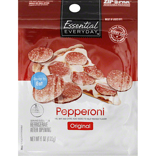 Essential Everyday Pepperoni, Original