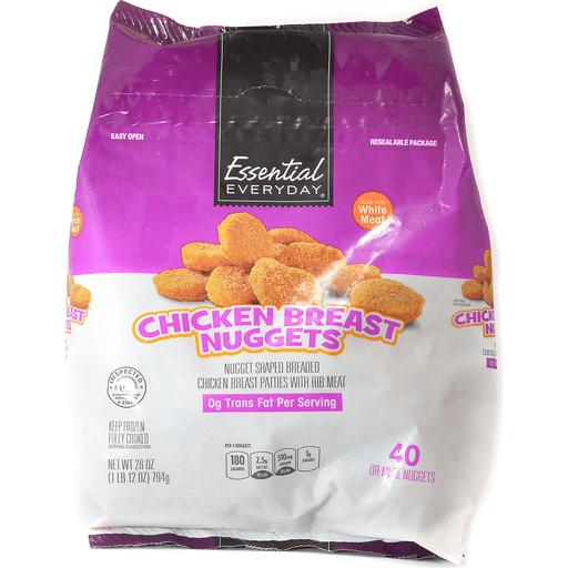 Essential Everyday Chicken Breast Nuggets