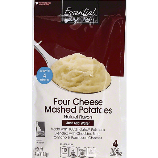 Essential Everyday Mashed Potatoes, Four Cheese