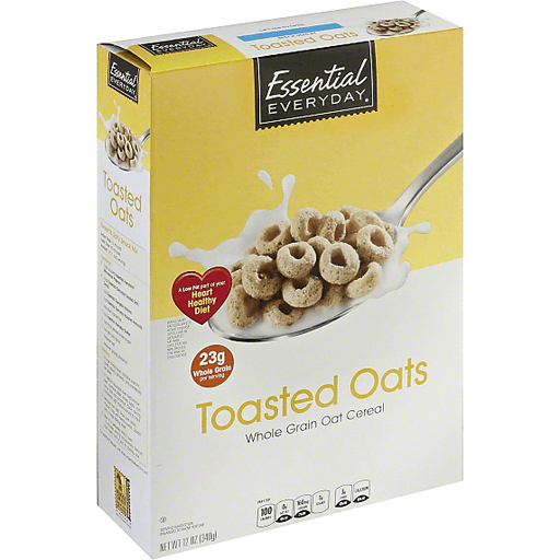 Essential Everyday Cereal, Toasted Oats