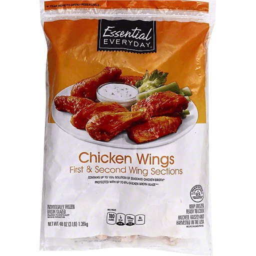 Essential Everyday Chicken, Wings