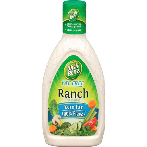 Wishbone Dressing, Fat Free, Ranch