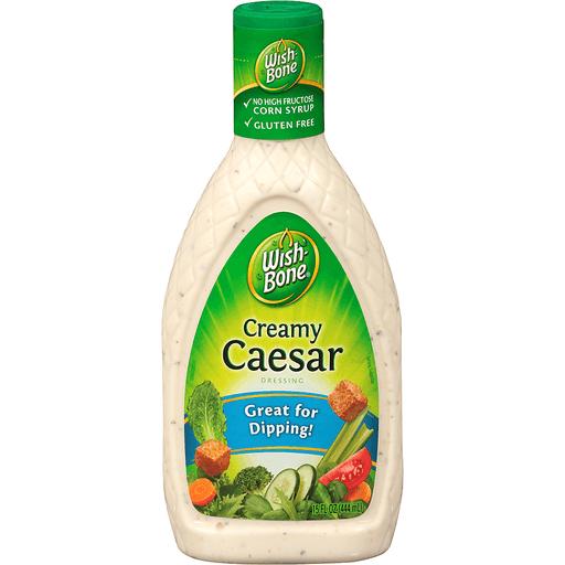 Wishbone Dressing, Creamy Caesar