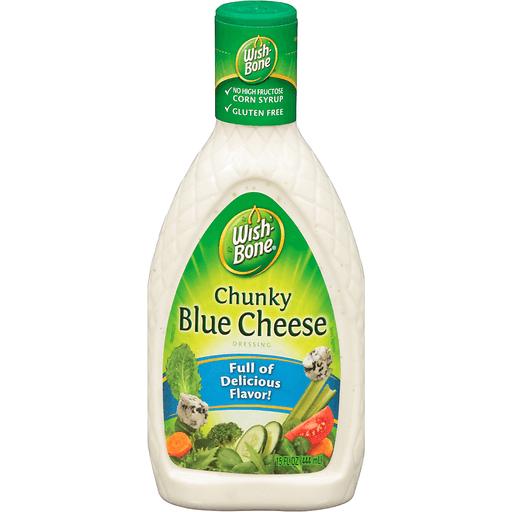 Wishbone Dressing, Blue Cheese, Chunky