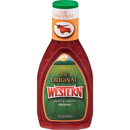 Western® Original Dressing 8 fl. oz. Bottle