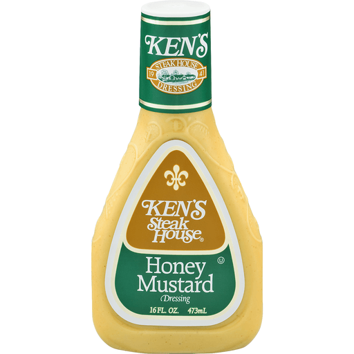 Kens Steak House Dressing, Honey Mustard
