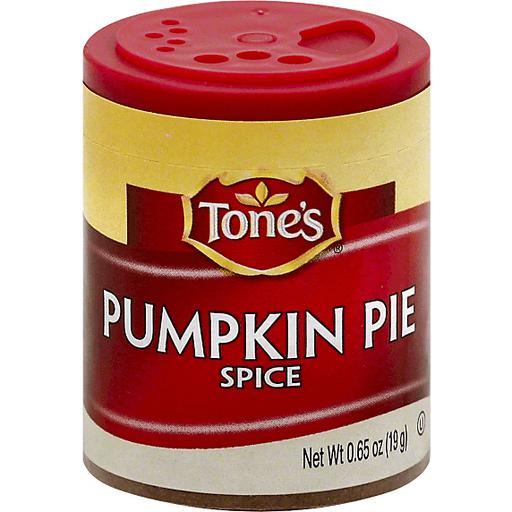 Tone S Pumpkin Pie Spice 0 65 Oz Shaker Market Basket