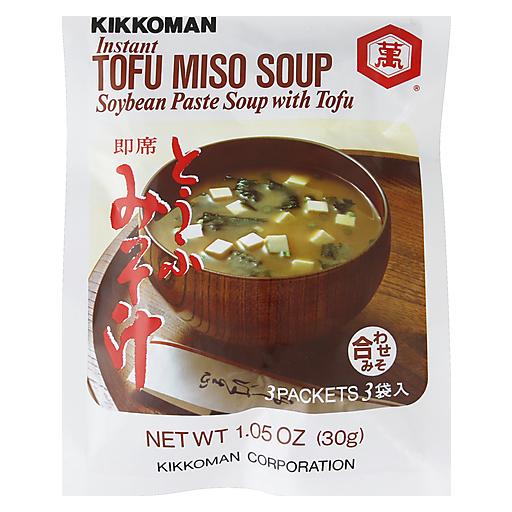 Kikkoman Tofu Miso Soup Mix