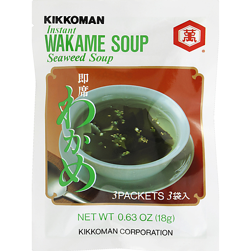 Kikkoman Wakame Instant Soup