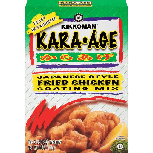 Kikkoman Kara-Age Coating Mix