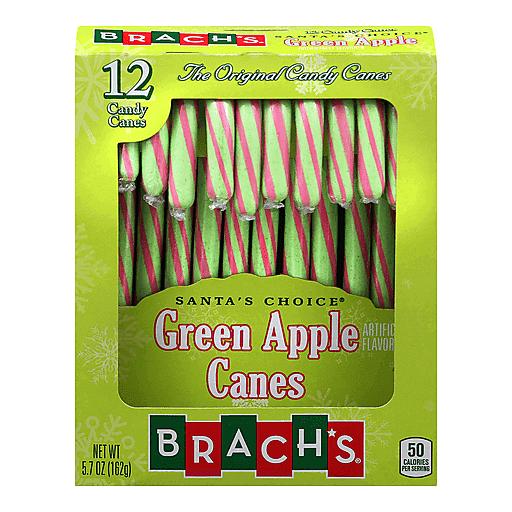 Bob's Green Apple Canes