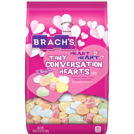 Brachs Heart 2 Heart Tiny Conversatn Hearts