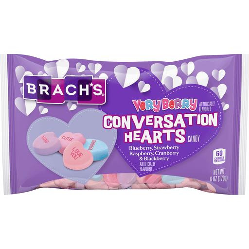 Brachs Veryberry Conversation Hearts