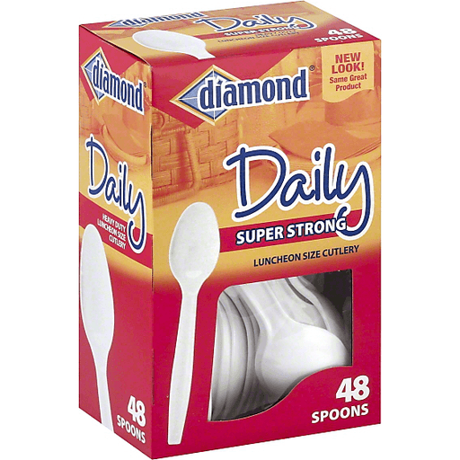 Diamond Daily Spoons, Super Strong