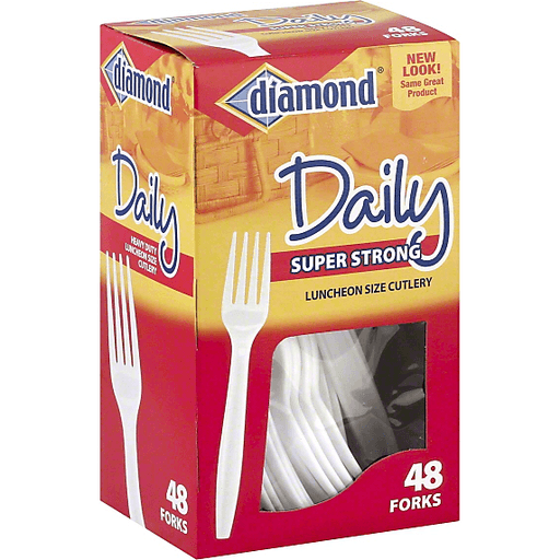 Diamond Daily Forks, Super Strong
