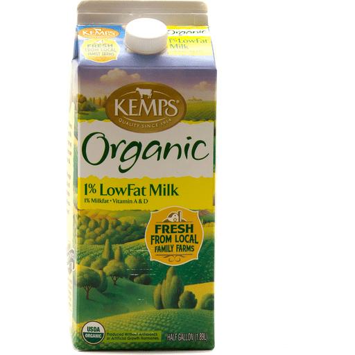 Kemps Organic 1%