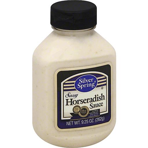 Silver Spring Horseradish Sauce