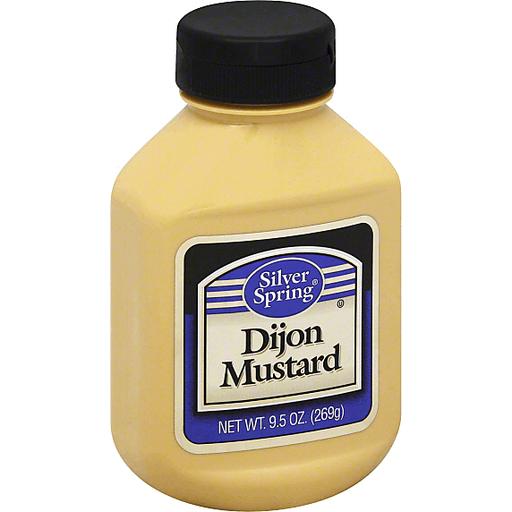 Silver Spring Mustard, Dijon