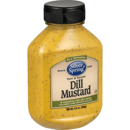 Silver Spring Mustard, Dill