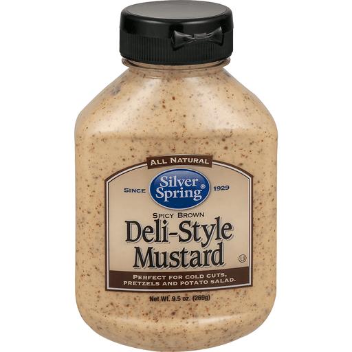 Silver Spring Mustard, Horseradish, Deli Style