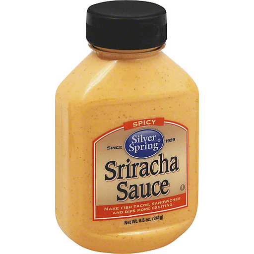 Silver Spring Sriracha Sauce, Spicy