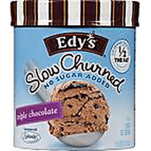 Slow Churned Ice Cream Triple Chocolate