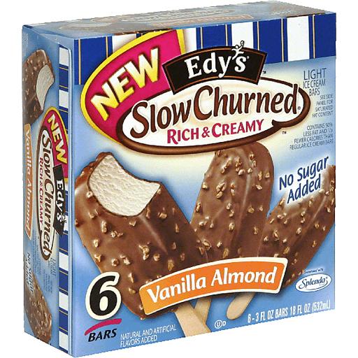Edys Slow Churned Rich & Creamy Light