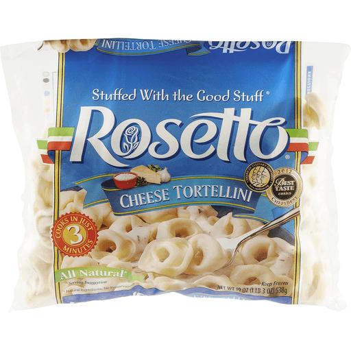 Rosetto Tortellini, Cheese