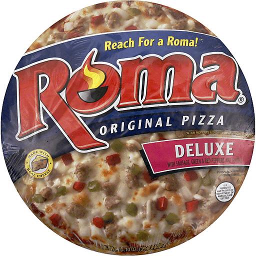 Roma Pizza, Original, Deluxe, 11 Inch