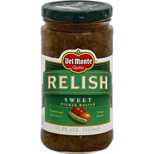 Del Monte Sweet Pickle Relish 12 Oz Relish Foodland Super Market Hawaii