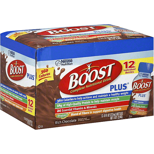 boost nutritional pudding nestle health science