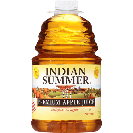 Indian Summer Juice, Premium Apple