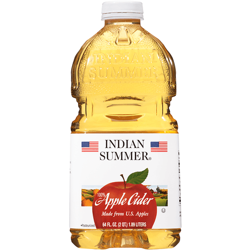 Indian Summer 100% Cider, Apple